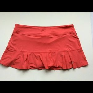 Nike Dri Fit Tennis Skirt with Built in Shorts XL